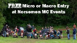 D23 Micro Macro clas entrants ride free