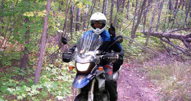 Minnesota 300 Off-road dirt bike