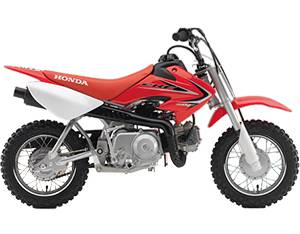Win this CRF50F enter the Norsemen Triple Crown